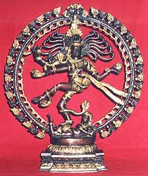 Shiva as Nataraja  ~ The Dancer ~